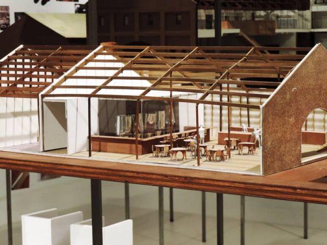 Local Café Interior